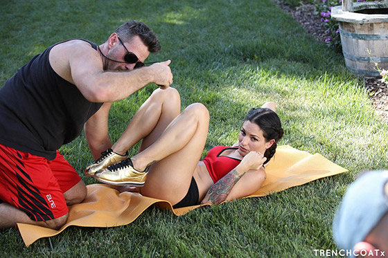 The Personal Trainer with Kissa Sins