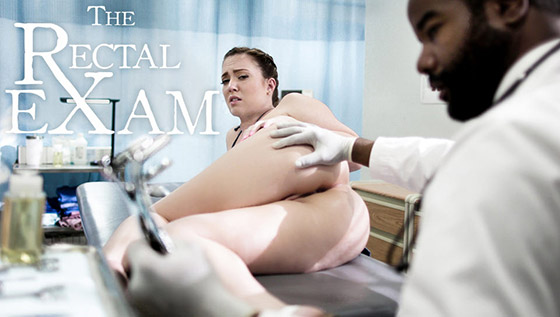 The Rectal Exam with Maddy O'Reilly