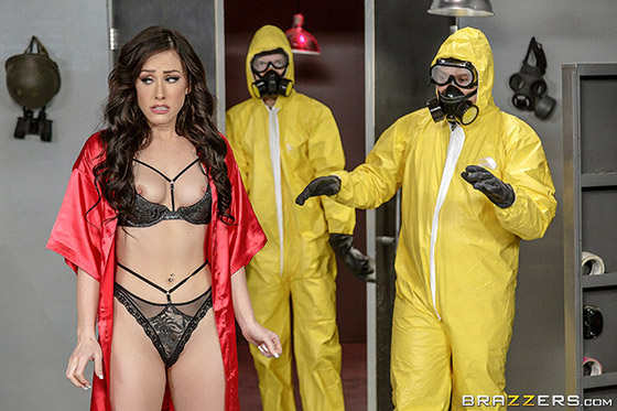 Anal Apocalypse with Jennifer White