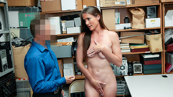 [Shoplyfter] Sofie Marie (Case No. 4185156 / 08.29.2018)