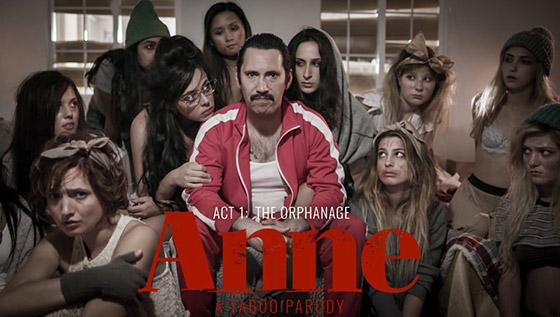 The Orphanage with Ashley Adams, Whitney Wright, Eliza Jane