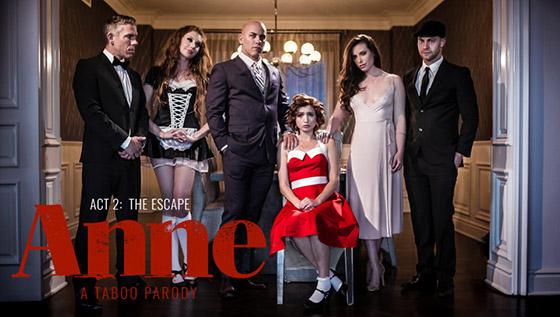 The Escape with Casey Calvert, Eliza Jane, Elena Koshka