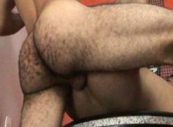 Brasileiros no filme gay.