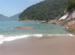 Brasileiros transando no litoral.