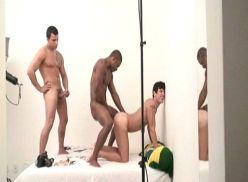Porno gay com Cariocas