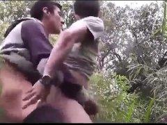 follando en la selva