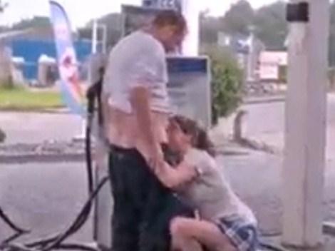 video relacionado Sexo en estación de servicio sin escrúpulos