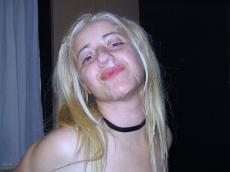 Compilacion de faciales fotos porno de tias guarras