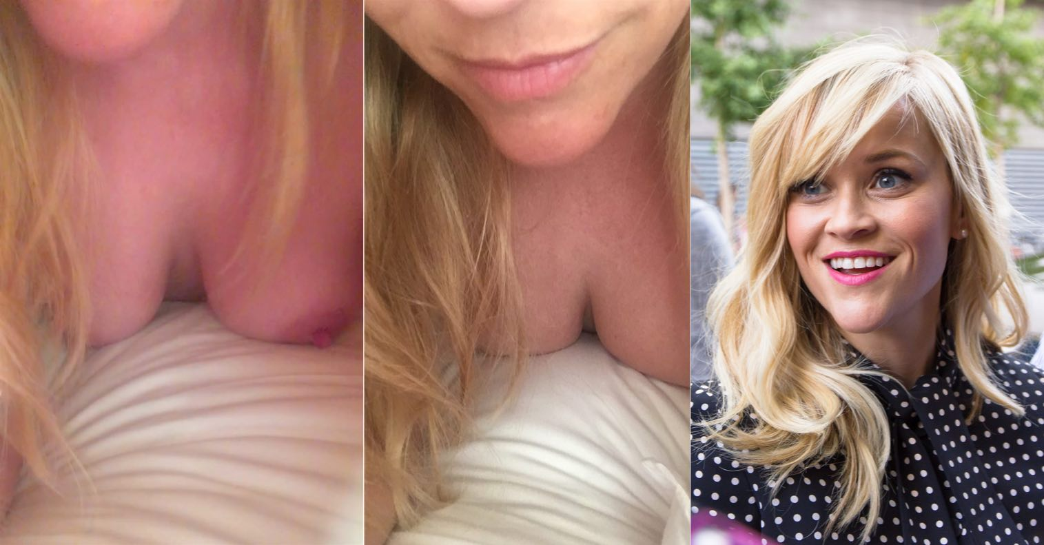 FULL VIDEO: Reese Witherspoon Sex Tape And Nudes Photos!