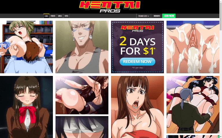 Hentaipros - Best Premium Hentai Porn Sites