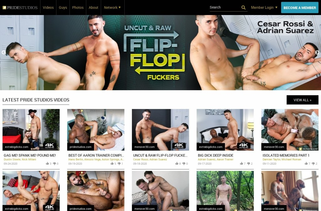 PrideStudios - Best Premium Gay Porn Sites