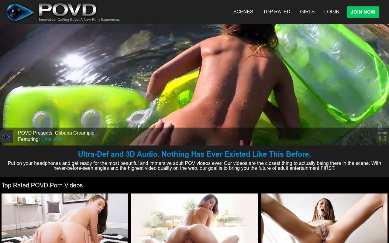 POVD - Best VR Porn Sites