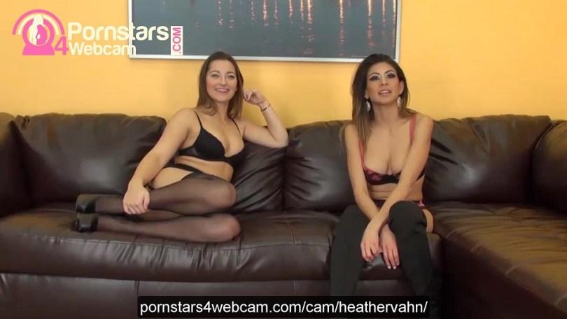 Heather Vahn Online Cam Picture