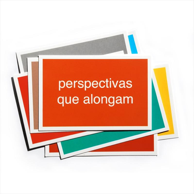 Cartão Postal - Brasília - Perspectivas que alogam