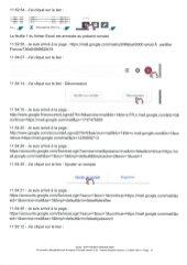 Constat dhuissier effectué selon les règles de lart Page14 1 - Les emails présentés ont été authentifiés par un huissier selon les règles de l'art