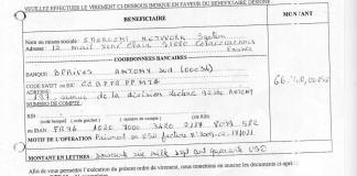 2009 RANARISON Tsilavo CEO NEXTHOPE signe les virements bancaires de CONNECTIC Page3 - Home