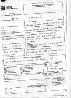 RANARISON Tsilavo a signé les ordres de virement 2010 22 - En 2010, RANARISON Tsilavo a signé TOUS les ordres de virements bancaires de CONNECTIC Madagascar  vers EMERGENT