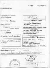RANARISON Tsilavo a signé les ordres de virement 2010 4 - En 2010, RANARISON Tsilavo a signé TOUS les ordres de virements bancaires de CONNECTIC Madagascar  vers EMERGENT