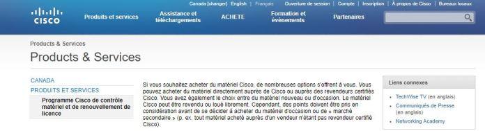 Le matériel Cisco peut être revendu ou loué librement - Ce n'est qu'en septembre 2012, que RANARISON Tsilavo reçoit la confirmation que la société française EMERGENT NETWORK appartient exclusivement à Solo