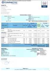 RANARISON Tsilavo ont signé les bons de commande de EMERGENT pour WESTCON Africa Page1 - RANARISON Tsilavo signent les bons de commande des produits CISCO achetés par EMERGENT NETWORK à WESTCON pour CONNECTIC