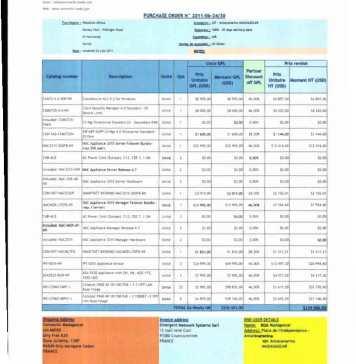 RANARISON Tsilavo ont signé les bons de commande de EMERGENT pour WESTCON Africa Page23 - Home