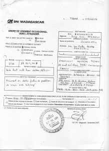 Virements 2011 pour EMERGENT signé par RANARISON Tsilavo 1 min - En 2011, RANARISON Tsilavo a signé TOUS les ordres de virements bancaires de CONNECTIC Madagascar  vers EMERGENT
