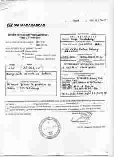 Virements 2011 pour EMERGENT signé par RANARISON Tsilavo 10 min - En 2011, RANARISON Tsilavo a signé TOUS les ordres de virements bancaires de CONNECTIC Madagascar  vers EMERGENT