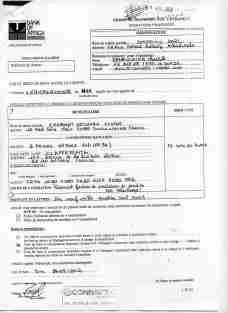 Virements 2011 pour EMERGENT signé par RANARISON Tsilavo 29 min - En 2011, RANARISON Tsilavo a signé TOUS les ordres de virements bancaires de CONNECTIC Madagascar  vers EMERGENT