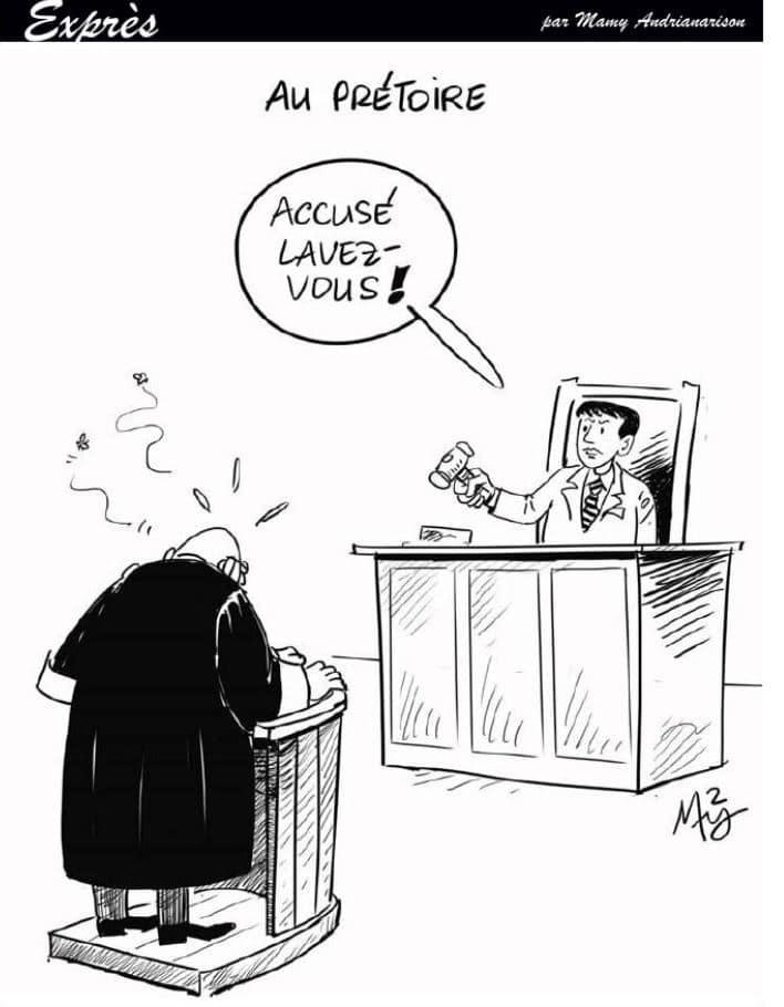 D'après l'article 1598 du code civil malgache : Tout ce qui est dans le commerce, peut être vendu SAUF pour les magistrats malgaches acquis à la cause RANARISON Tsilavo