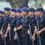 Tengah Malam Buta, 1SSK Brimob Malut Diterbangkan ke Papua