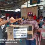 Kembalikan Uang Herson Mayulu, Pengurus KKIG Bitung Gelar Aksi Kumpul Uang Koin