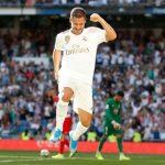 Eden Hazard Gemilang, Madrid Menang