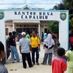 Masayarakat Capalulu Kirim Surat Penolakan Terhadap Kades ke Bupati