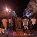 Sudah 2.500 Orang Penumpang Mudik Gratis Diberangkatkan dari Pelabuhan Ambon, Situasi Aman dan Kondusif