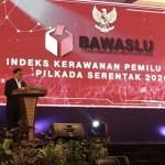 Bawaslu Luncurkan IKP, Empat Daerah di Malut Masuk Kategori Rawan