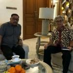 Bahas Kelanjutan Blok Masela, Kepala SKK Migas Temui Gubernur Maluku