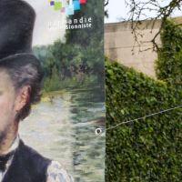 """""""Caillebotte, peintre et jardinier"""", à Giverny jusqu'au 3 juillet 2016"""