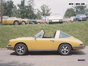 1967 Porsche 911S Targa
