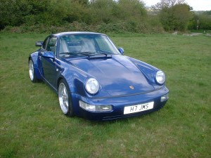 1991 Porsche 911 (963) Turbo