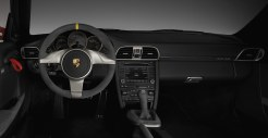 2010 Grey Black Guards Red Porsche 911 GT3 RS wallpaper Interior