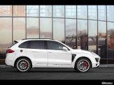 2011 TopCar Porsche Cayenne Vantage GTR-2 Side 1280x960