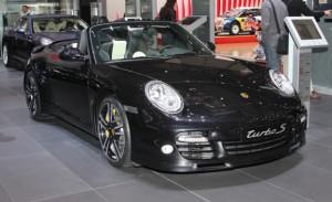 2011 Porsche 911 Turbo S Cabriolet