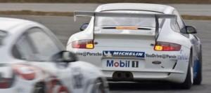 2011 Porsche Carrera Cup GB