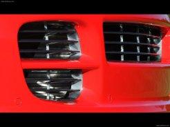 Red Porsche Cayenne S Titanium 2006 1600x1200 wallpaper Front bumper