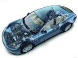 Porsche Panamera 2010 1600x1200 wallpaper Chassis