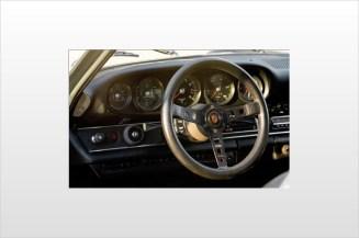 Steve McQueen 1970 porsche 911s Steering wheel