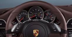 2011 White Porsche 911 Carrera GTS Wallpaper Interior Dashboard