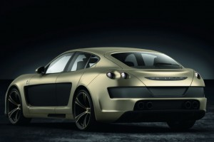 2011 Porsche Panamera Gemballa Mistrale 700hp