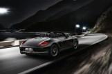 2011 Porsche Boxster S Black Edition Rear angle side view