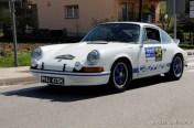 2011 Rally Costa Brava Historic Porsche